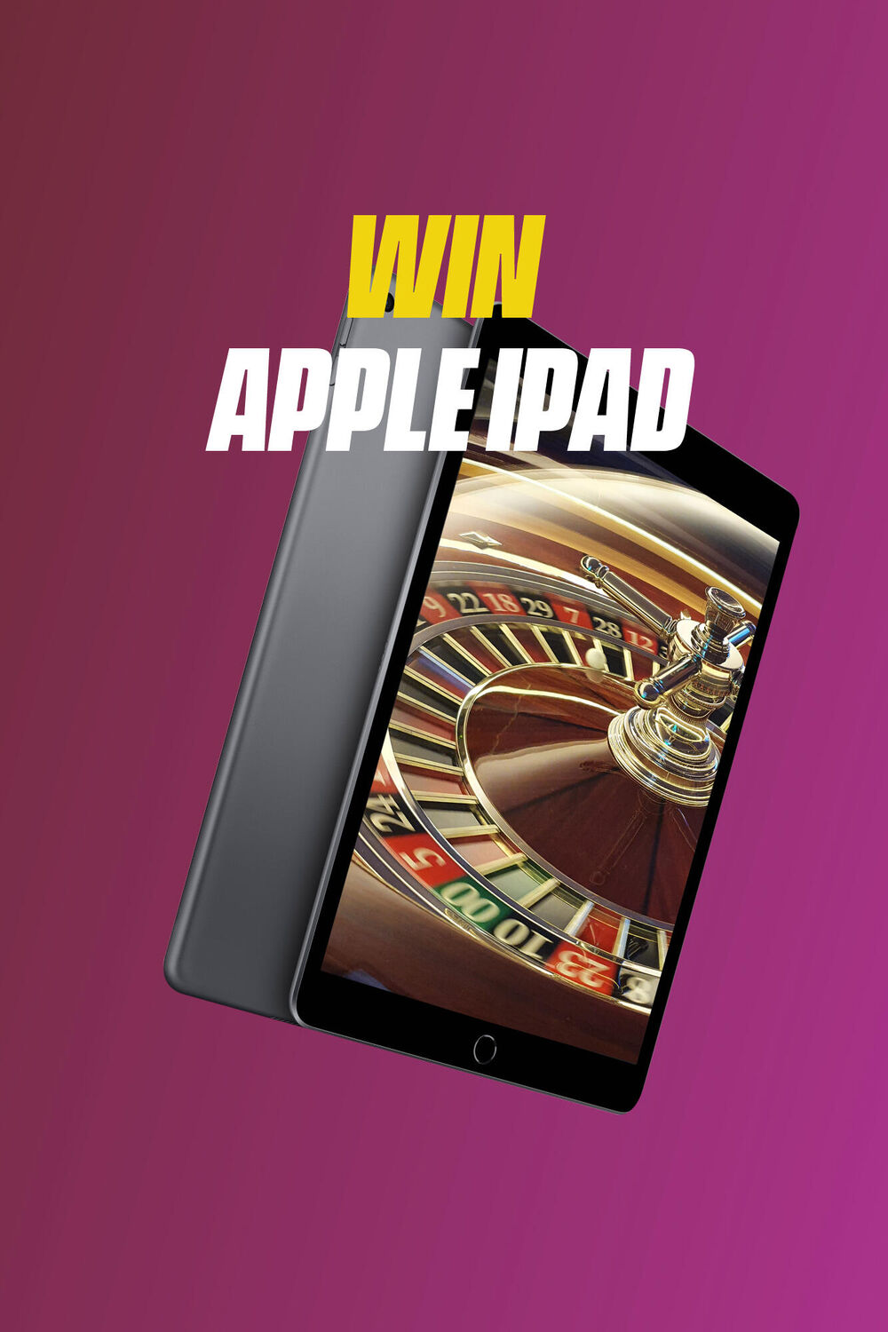 Win een Apple iPad