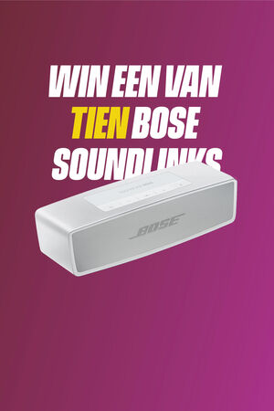 Win een Bose SoundLink Mini II