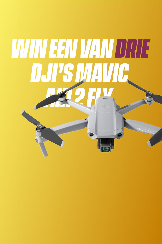 Win een drone