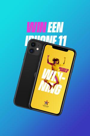 Win een iPhone 11