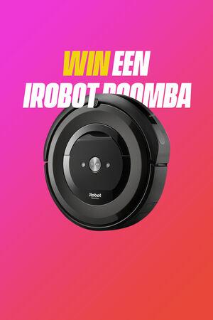 Win een iRobot Roomba