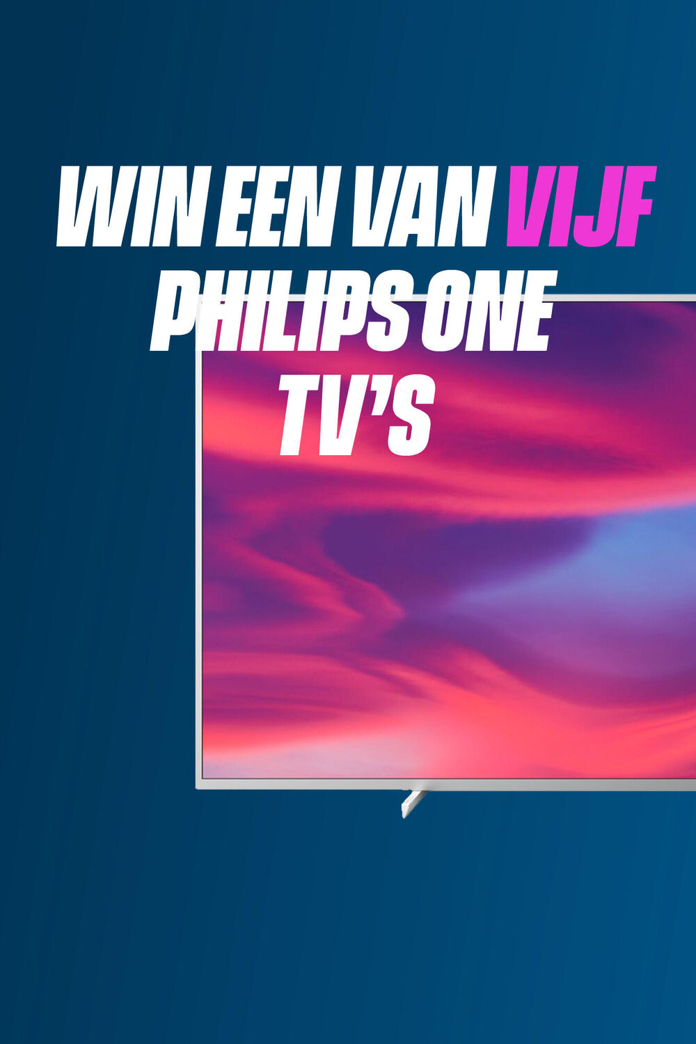 Win een Philips TV