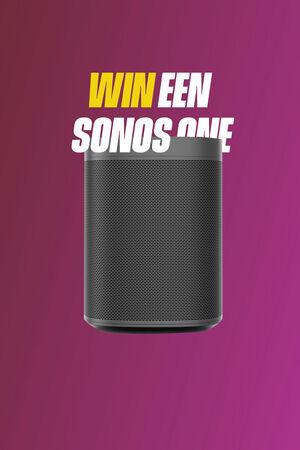 Win een Sonos One